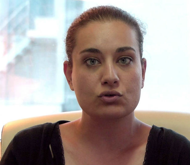 Эксперт – координатор Центра профилактики самоубийств КЛИМАКА Ольга Феодорикаку
